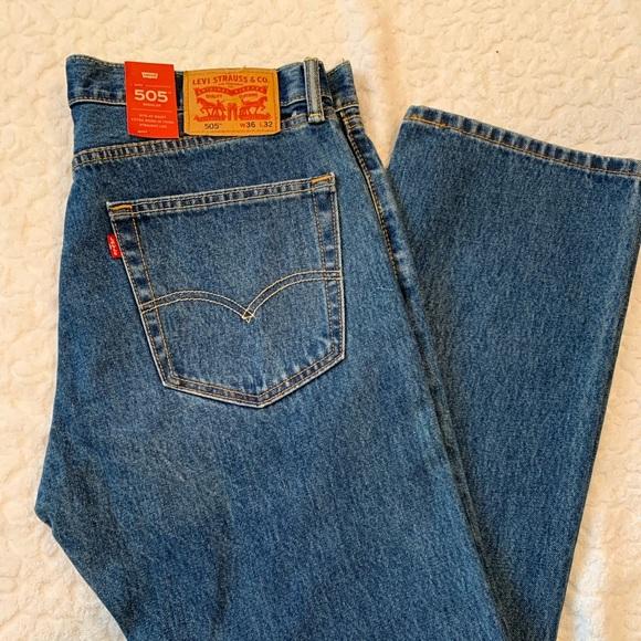 3b83b392e79 Levi's Jeans   505 Levis   Poshmark